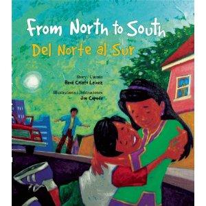 Del Norte al Sur un libro de René Colato Laínez / From North to South a book by René Colato Laínez