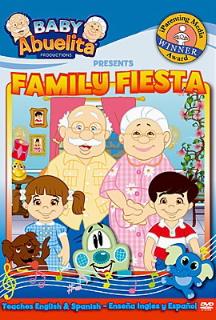 Día 5 – Family Fiesta DVD bilingüe / Day 5 – Family Fiesta Bilingual DVD