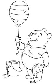 Iluminando con Winnie the Pooh