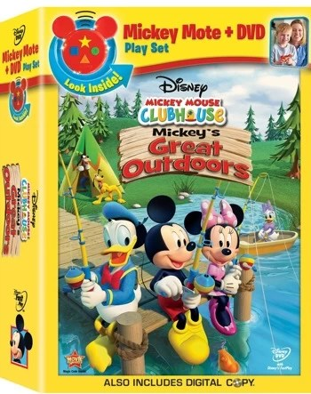 Mickey Mouse Clubhouse: Mickey's Great Outdoors Giveaway
