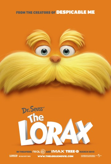The Lorax – Spring Giveaway