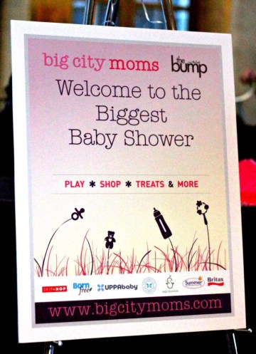 Baby Products, Information and Celebrities at the Biggest Baby Shower in LA