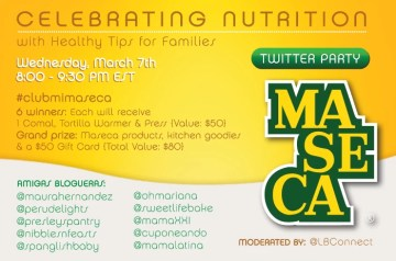 Mi Maseca Twitter Party