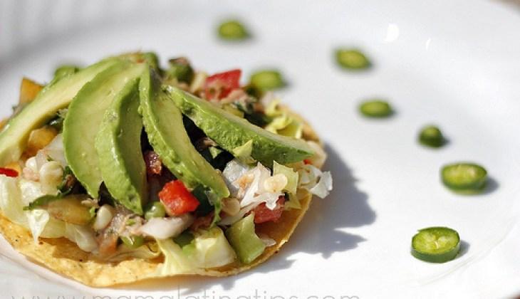 Silvia's Mexican Tuna Salad