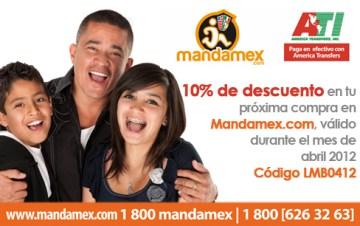 Envío Seguro de Regalos o Productos a México con Mandamex