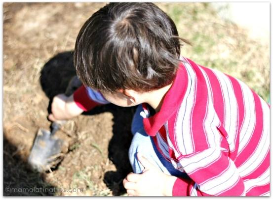 niños jardín