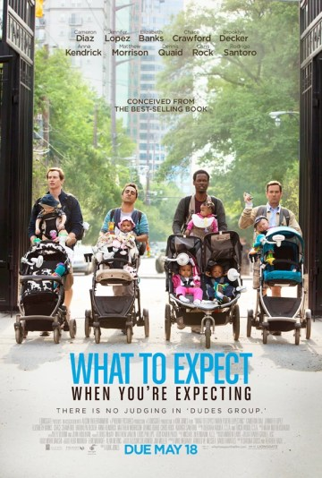 What to Expect When You're Expecting Movie Ticket Giveaway