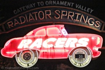 Radiator Springs Racers