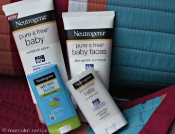 Neutrogena Pure & Free Baby Faces – Giveaway