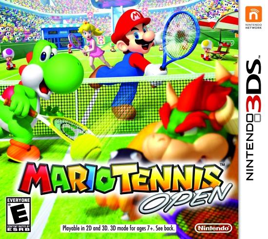 Mario Tennis Nintendo 3DS