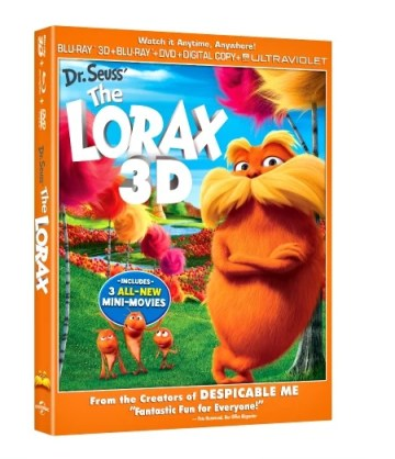 Dr. Seuss' The Lorax in Stores – Giveaway