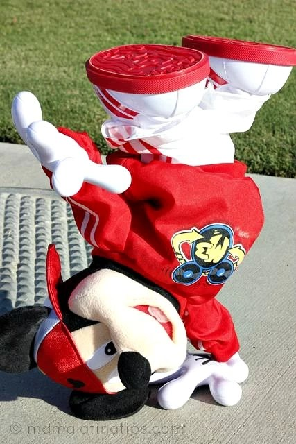 Master Moves Mickey Takes New York City – Giveaway