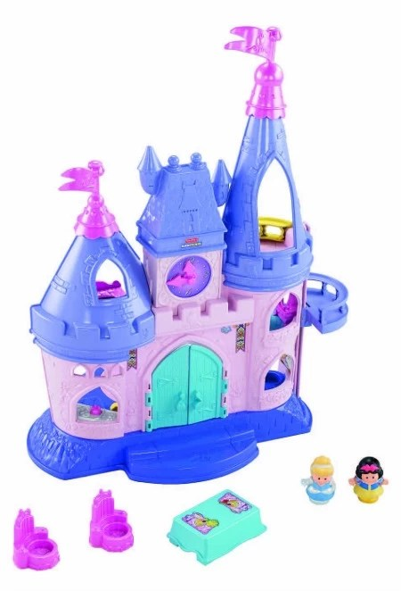 Little People Disney Princess Songs Palace Giveaway #WatchItToWinIt