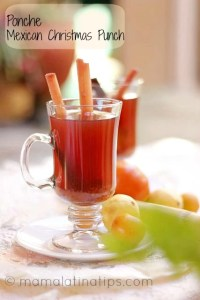 Ponche Mexican Christmas Punch