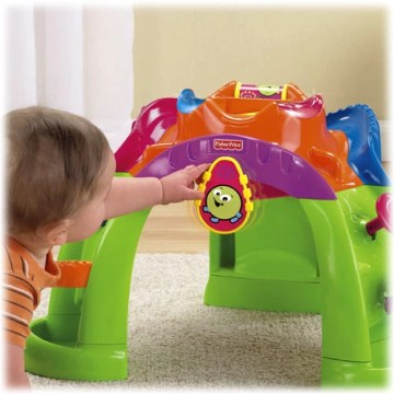 Fisher-Price Stand-Up Ballcano Giveaway #WatchItToWInIt Holiday Event