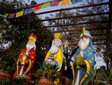 Día de Reyes in Disneyland