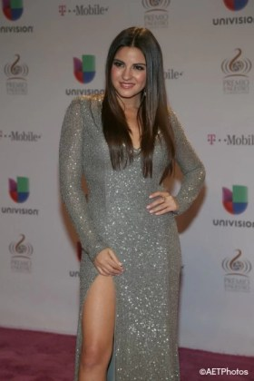 Premio Lo Nuestro 2013 at American Airlines Arena, Miami Fl, February 21st.
