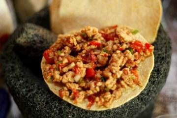 Soy Tostadas, 7 Weeks of Lenten Recipes