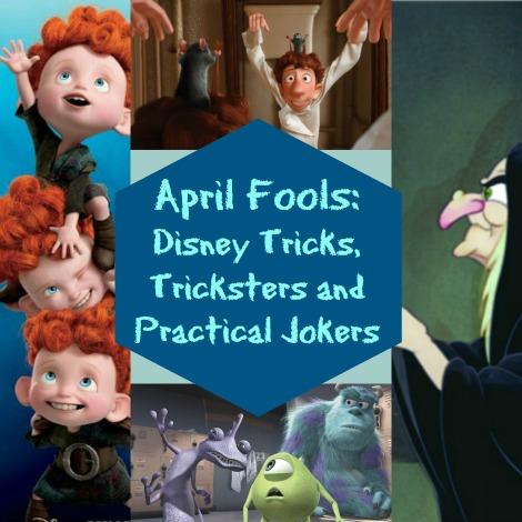 April Fools Day Disney Tricks