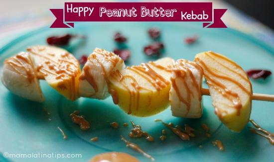 Peanut Butter Kebab