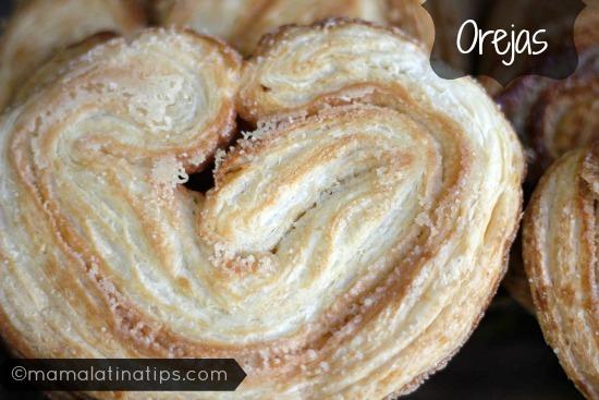 Bread Fridays: Orejas