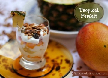Parfait Tropical – Receta