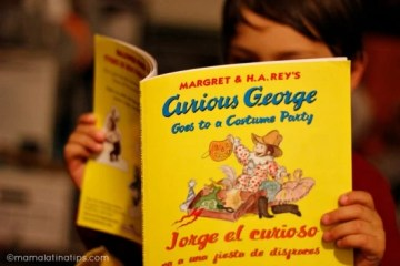 The Scientist and Curious George