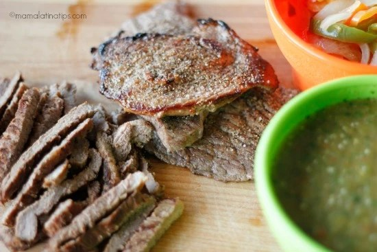 Carne Asada with Marsala Wine Recipe with Giveaway