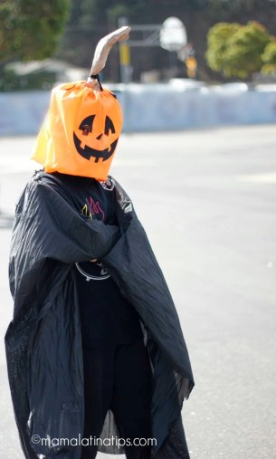 Pumpkin Costume MamaLatinaTips