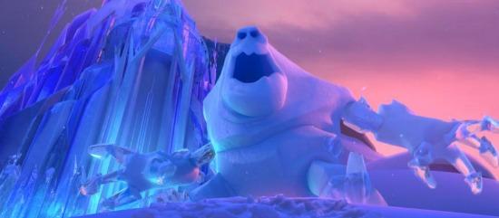 Frozen is Here