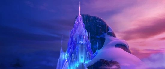 Disney Frozen Ice Palace