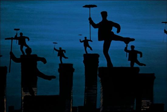 Mary Poppins Chimney
