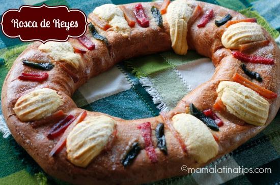 Rosca de Reyes by mamalatinatips.com