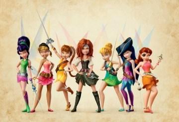 No te Pierdas el Evento Especial de Frozen y The Pirate Fairies!