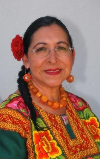 Latinas for Latino Literature present Amada Irma Pérez