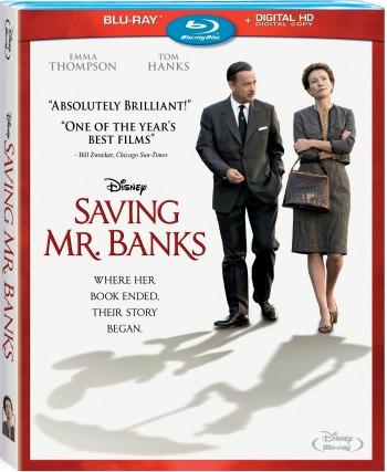 Saving Mr Banks Giveaway