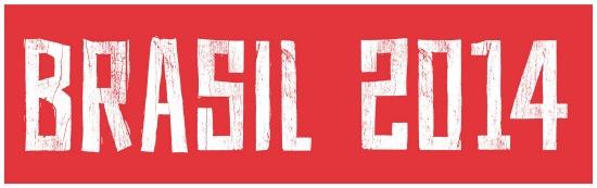 Brasil 2014 coke logo