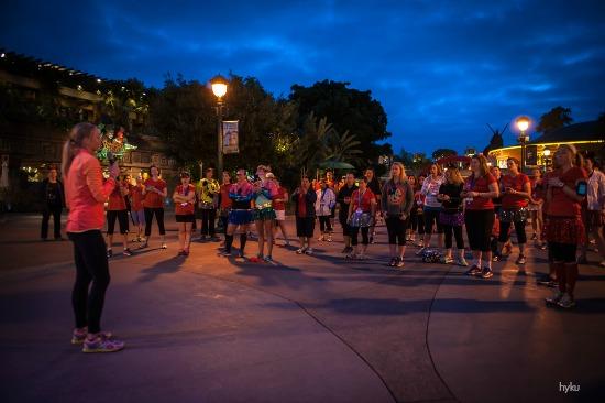 Starting Line Disney Fun Run