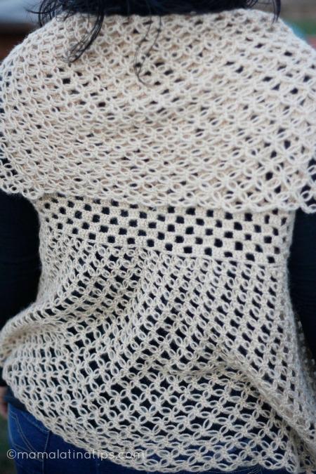 capa tejida vista trasera - mamalatinatips.com