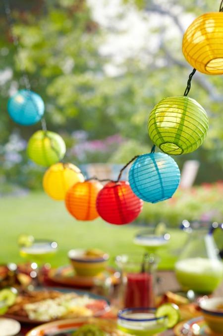 hanging lanterns - mamalatinatips.com
