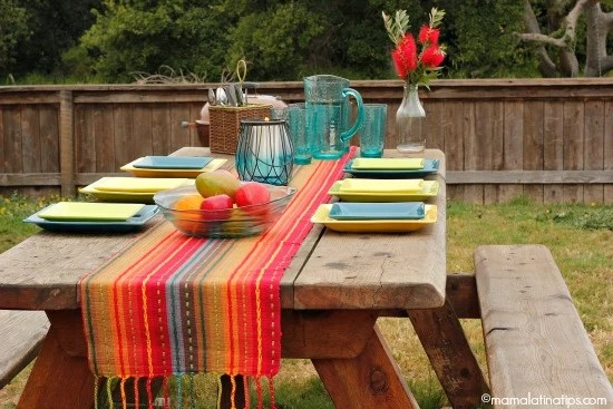 picnic table after - mamalatinatips.com