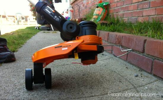 Worx Tools 2.0 V GT Trimmer