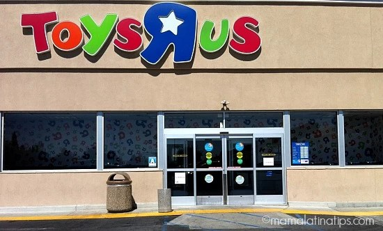 Toys'r Us Store