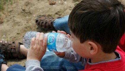 4 Tips to Help Establish Good Hydration Habits in your Kids