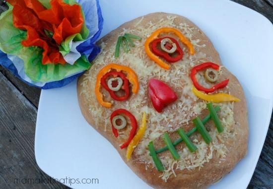Dia de Muertos Bread