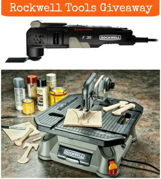 Rockwell tools giveaway