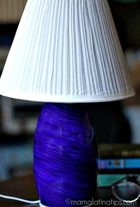 How to build a table lamp from scratch