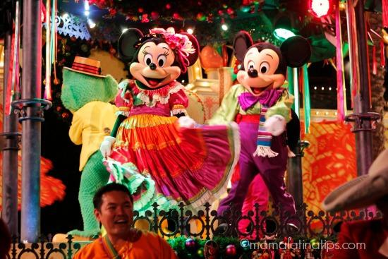 Three Kings Day at Disneyland Resort