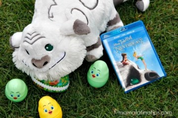 Tinker Bell y la Bestia de Nunca Jamás en Blu-ray – Sorteo