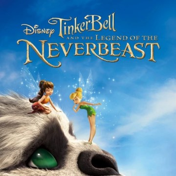 Tinker Bell and the Legend of the NeverBeast Blu-ray Giveaway